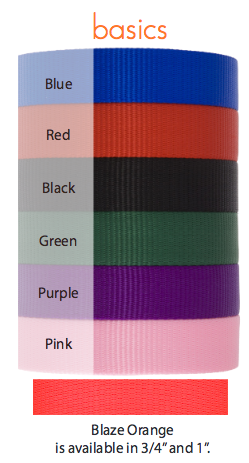Lupine Solid Collars